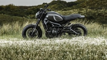 Yamaha Yard Built XSR900 By Wrenchmonkees e XV950 By Moto di Ferro
