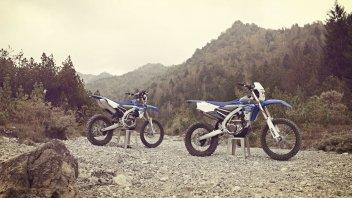 Yamaha: arriva la nuova gamma Off-Road 2017