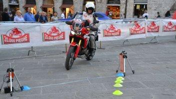 20.000 Pieghe, seconda tappa: Norcia – Perugia (Km 385,1)