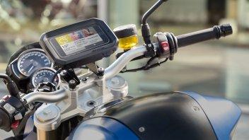 BMW Motorrad: arriva il supporto smartphone per moto e scooter