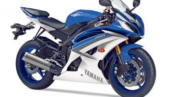 """Yamaha """"rispolvera"""" la R6: in autunno il my '17"""