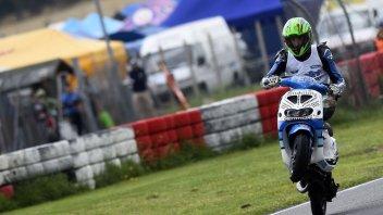 Moto - News: Polini Cup: show a Viterbo con l'ospite speciale Ivan Goi