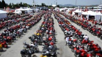 World Ducati Week: La tre giorni Rossa con un tocco di azzurro