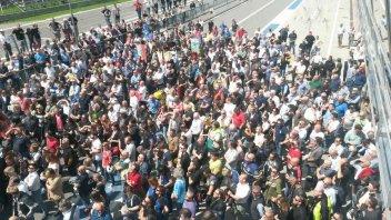 Oltre tremila all'Autodromo per ricordare Fabrizio Pirovano