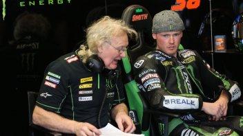 Bradley Smith con Guy Coulon