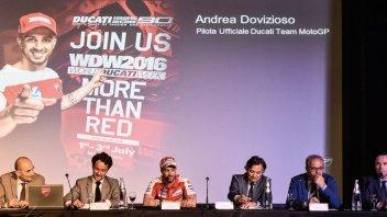 WDW 2016: 90 anni di passione Ducati