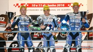 "Canepa: ""The secret? Perfect strategy and SBK pace"""