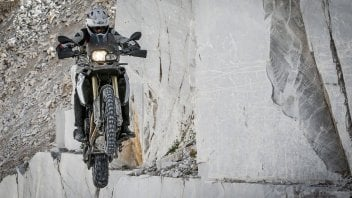 BMW GS Experience: in sella alle F800 e R1200