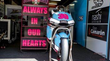 Incidente Salom: nessun colpa a moto e asfalto