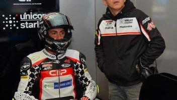 Operazione per Fabio Spiranelli dopo la caduta al Sachsenring