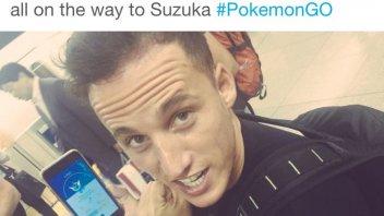 Pol Espargaro conquistato da PokemonGO