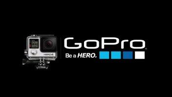 Anche Valentino Rossi nel team GoPro