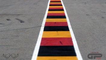 Grand Prix motorcycle racing in Germany until 2021