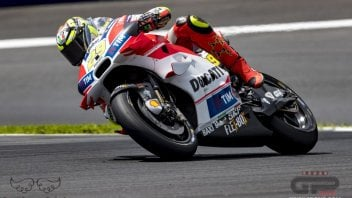 VIDEO. Al Red Bull Ring sulla Ducati di Iannone
