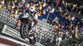 KTM: nuova moto e wild card a Valencia