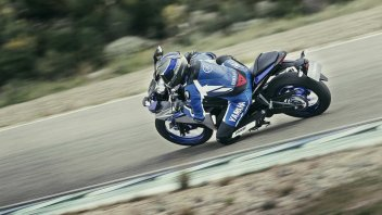 "Yamaha: in pista per il ""Dainese e AGV D-Stores Track Day"""