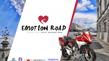 "MV Agusta: nasce ""Emotion Road"""