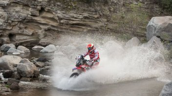 Moto - News: Africa Twin The Wall Experience: Gonçalves ospite d'onore
