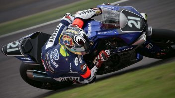 8 Ore Suzuka: Yamaha svetta nel Manufacturer Test