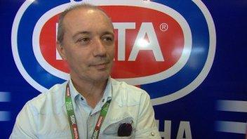 """Cadalora: """"Il prossimo anno Yamaha avrà una moto vincente"""""""