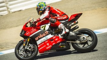 "Laguna Seca, Davies: ""I'm disappointed, I wasn't on the limit"""