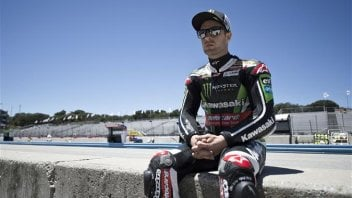 "Rea: ""The same sensations as Misano, but the grip..."""