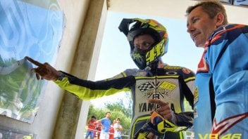 Troy Bayliss at WDW and Valentino's Ranch