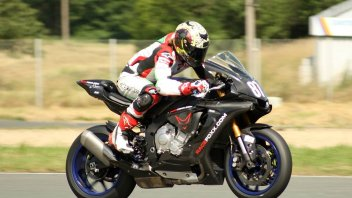 Remy Gardner al debutto nell'IDM con la Yamaha R1
