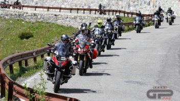 BMW Motorrad Days: passione ed allegria
