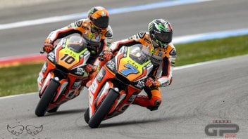Baldassarri and Marini will be riding for Forward again in 2017