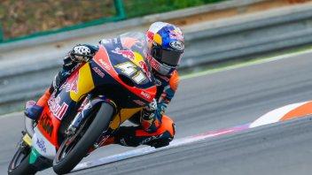Brno: vola Binder, ma Migno e Bastianini non mollano