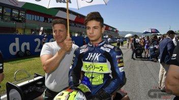 OFFICIAL: Lorenzo Dalla Porta to replace Romano Fenati