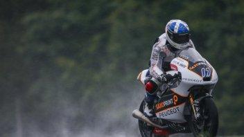 Brno: dalla pioggia sbuca McPhee