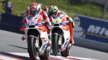 Dovizioso: A Brno sarà più difficile, ma saremo competitivi
