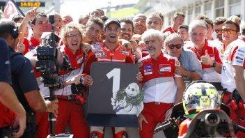 GP Austria: oltre 3 milioni davanti alla tv per il trionfo Ducati
