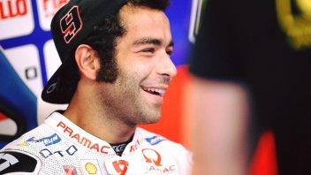 """Petrucci: """"Voglio meritarmi una Ducati ufficiale"""""""