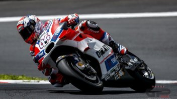 Dovizioso and his doubts about the tyres: they struggle to go race distance