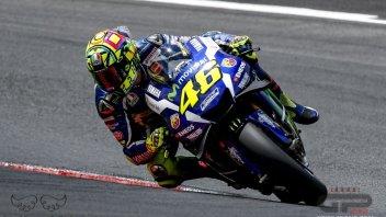 Rossi: Red Bull Ring? The straights don't help us