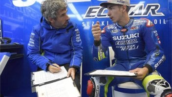 """Viñales: """"With the new winglets more power is used"""""""