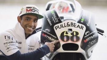 """Hernandez: """"dalla Colombia alla MotoGP grazie a Dio"""""""