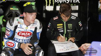 Alex Lowes offers to stand in for Bradley Smith at Silverstone