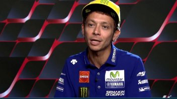 "Rossi: ""I paid a high price for the finale last season"""