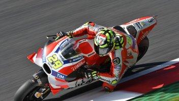 WUP: La Ducati vola, Iannone primo davanti a Dovizioso