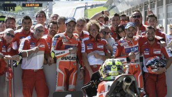 Dovizioso: Team strategy? Impossible with Iannone