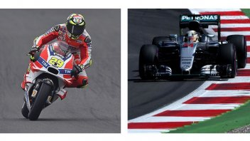 Iannone VS Hamilton: ecco chi vince al Red Bull Ring