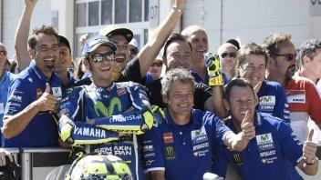 Rossi: non solo Ducati, bisogna guardarsi alle spalle