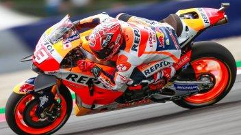 FP2: Marquez a sorpresa davanti a Ducati e Yamaha