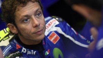 """Rossi: """"Finora, chi ha rischiato in gara ha avuto ragione"""""""