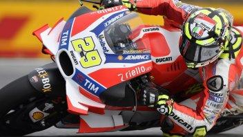 Iannone: Silverstone pista da F1, ma Ducati sarà competitiva