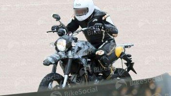 Ducati: (quasi) pronta una Scrambler Enduro